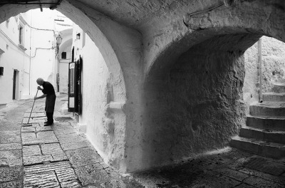 salvatoreambrosi:  Ostuni, 29 settembre. by Carmelo Eramo Photography on Flickr.