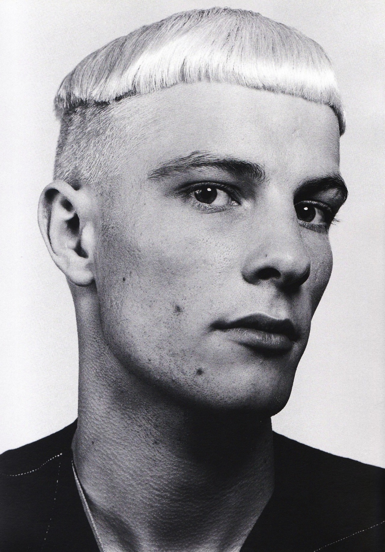 """""""N°25: Steve"""" by David Sims for Raf Simons: Isolated Heroes"""
