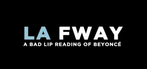 (via Watch the full version of Beyonces' 'Bad Lip Reading') The growingly popular YouTube series Bad Lip Reading made a full length version of Beyonce's National Anthem performance at the Inauguration. WATCH HERE