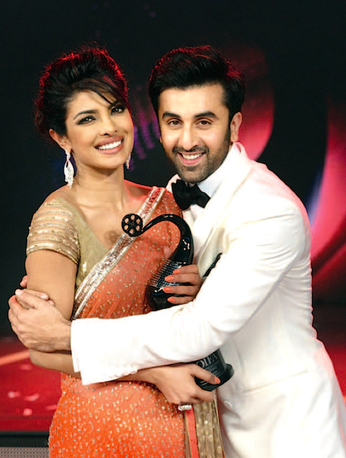 pcfb:  Proud winners at TOIFA - Buhfi & Jhilmil ❤