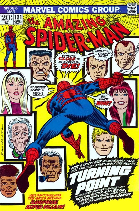 The Amazing Spider-Man #121. Just found this one in near-mint condition for 350 bucks. I need this to live.