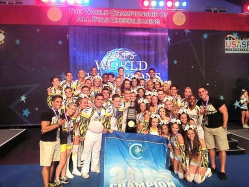 cheerteener:  wcss:  cheer-is-for-ever:  Top gun large coed world champion !!  Yes. I remember the beginning of the season when everyone criticized their dance and called them sloppy. look at them now.   TEARS DOWN MY FACE OH GOSH I WANNA CRY THE EMOTIONS I DONT HAVE ANY FAVORITE TEAMS BUT THE TEAMS THAT HAVE WON SO FAR ARE SOME OF MY FAVORITESISHES