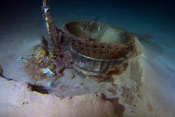 Underwater archaeology of 20th century rockets! Recovery of Apollo F-1 engines. (via F-1 Engine Recovery | Bezos Expeditions)