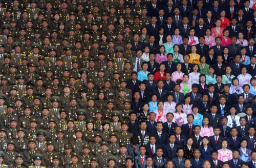celebration of the 100th anniversary of the birth of North Korea founder Kim Il Sung in Pyongyang, on in April 2012.http://www.theatlantic.com/infocus/2013/02/the-2013-sony-world-photography-awards/100454/