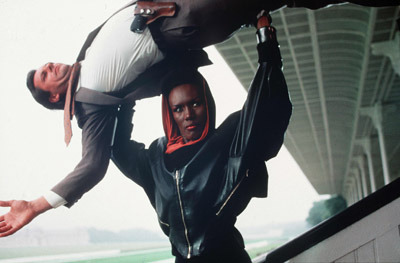 everythingsallright: Grace Jones rejecting patriarchy