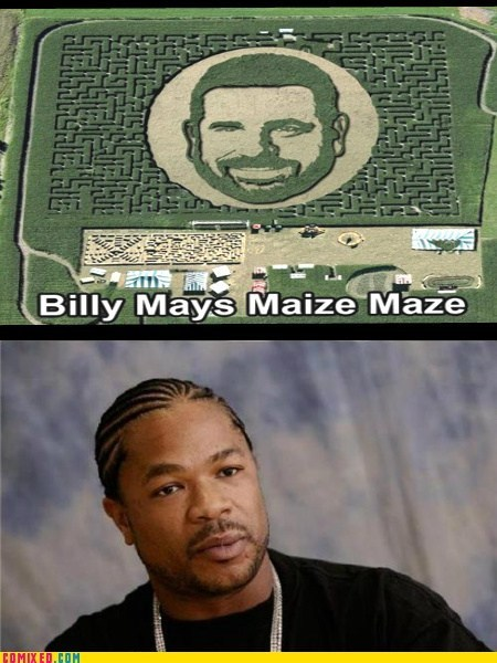 So, I heard you like mazes!