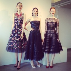 Pretty dresses at @oscarprgirl resort. ML