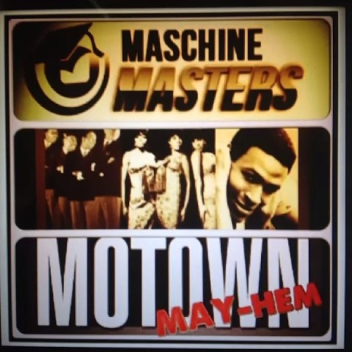 @MaschineMasters  Presents Motown MAYhem starts this Saturday!!! If you're not a member join today! Maschinemasters.com S/O @VintageBeatz #samplepacksaturday #Maschine #MaschineMasters