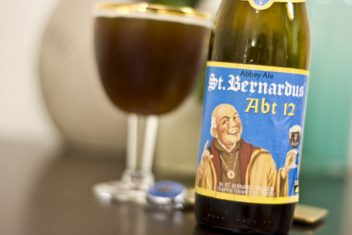 St. Bernardus | Abt 12 With an 100 of 100 overall score, and a 99 out of 100 category score on Beer Advocate; St. Bernardus' Abt 12 is the real deal. This is serious and quality beer.  Old world flavor profiles. Bready, Yeasty, and Malty. It also posses notes of cocoa, brown sugar, and a multitude of fruit and spices. Incredibly complex, and very…very…very delicious.