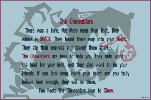 A Chewabler need i say more lol don't worry they don't eat your dreams they just chew.