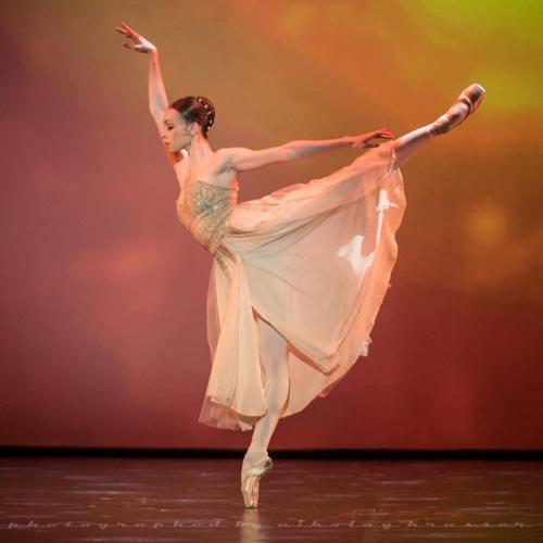 loverussianballet:  The next biggest Russian star and prima — Olga Smirnova at Dance Open 2013 by Nikolay Krusser