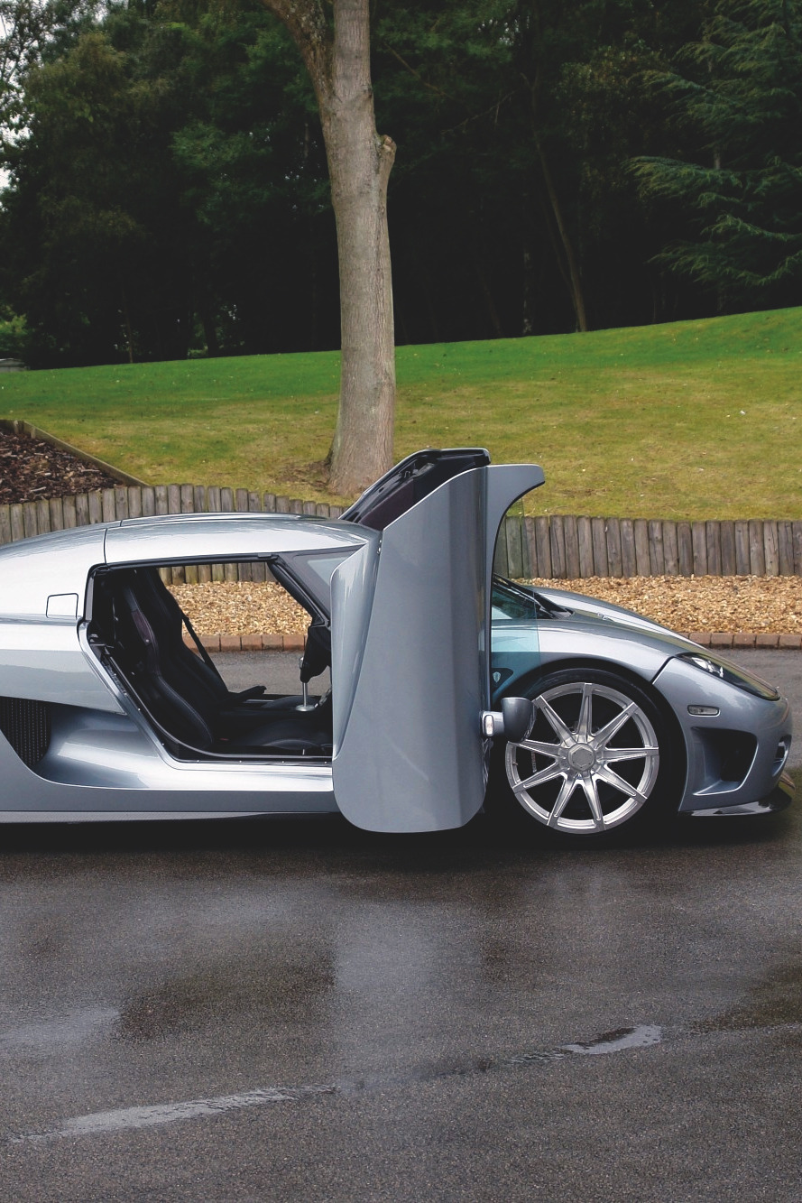drugera:  Koenigsegg CCX   That work.