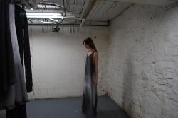 At the Ovate ss13 lookbook shoot
