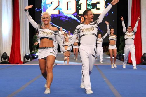 cheerforeverlove:  thefiercestwear-bows:  worlds-2013:  Your world champions!  this is 005    stop you guys are making me depressed aaahhhh