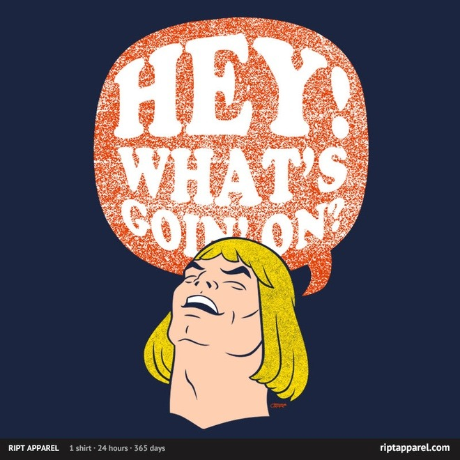gamefreaksnz:  Hey-Man by andrew.gimetzco.bargeron USD $10 for 24 hours
