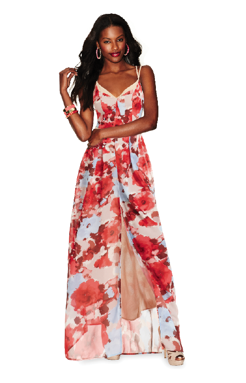 Flower Power: We're mad for this maxi! Get yours!