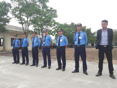 Triển khai bảo vệ Công ty Ngũ Long Thuận Thành