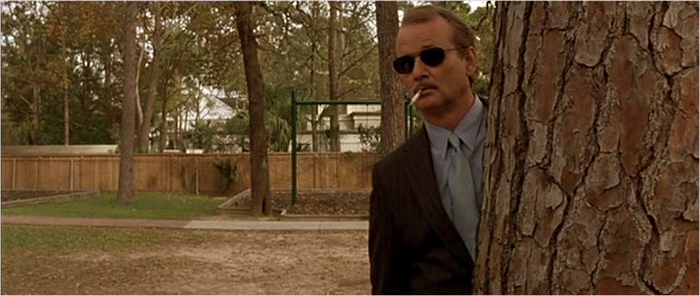 Bill Murray as Herman Blume in Rushmore