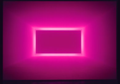 James Turrell: Advance Tickets Now on Sale Part of what makes many of of James Turrell's artworks so spectacular is that they require a lot of time, and few to no people in the gallery with you. That makes for an amazing experience but it also means you'll really want to buy your tickets in advance. James Turrell, Raemar Pink White, 1969, Shallow Space, Collection of Art & Research, Las Vegas, Installation view at Griffin Contemporary, Santa Monica, CA, 2004, © James Turrell, photo by Robert Wedemeyer, courtesy Kayne Griffin Corcoran, Los Angeles