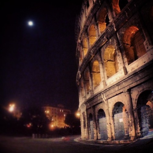 Roma by night (presso Colosseo)