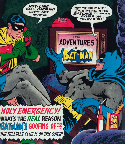 vintagegal:  Batman #183 (1966)