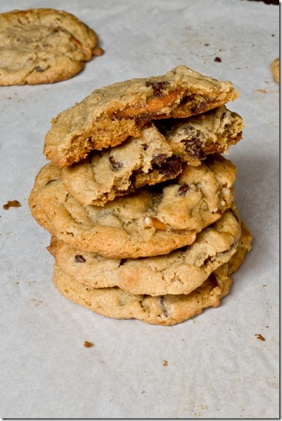 Big, Chewy, Sweet and Salty Peanut Butter Cookies: A How-To Video!