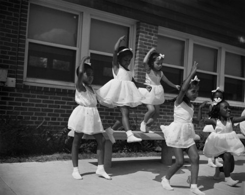 Gordon ParksA dance group, Frederick Douglass housing project, Anacostia, Washington, DC, 19421942Prints and Photographs Division, Library of Congress LC-USF34- 013381-C17.5″ x 22″