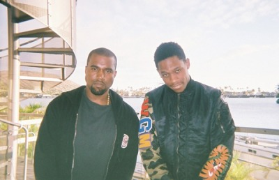 "jesusxandxvodkv:  ""Ye's album is like year 3000"" - Travis Scott"