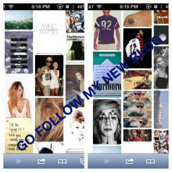 Go follow my new blog!  http://clauuudiaaa.tumblr.com/