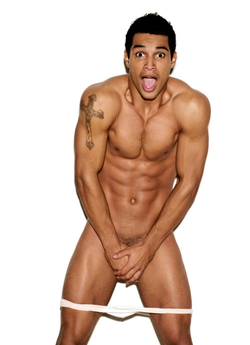 black-boys:  Nathan Owens by Matthias Vriens-McGrath