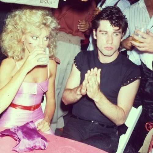 Flashback. #grease #old #movies
