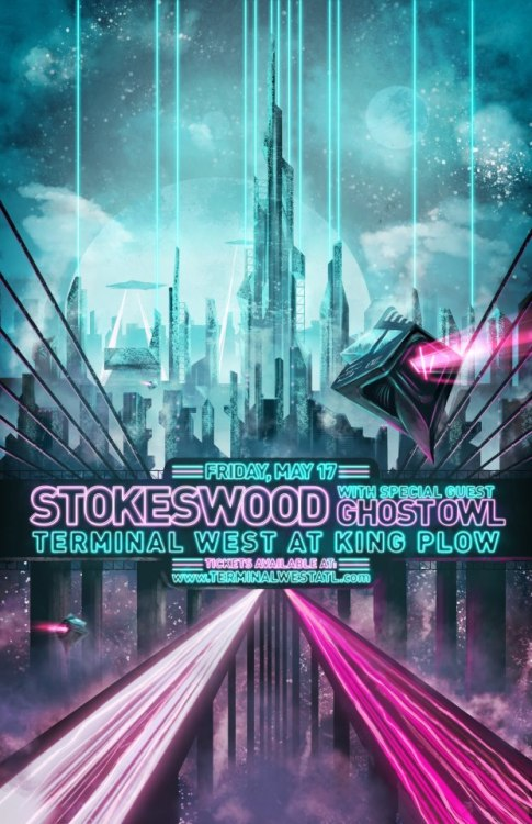 ATL fam, don't miss AURA alumni, Stokeswood and Ghost Owl (Perpetual Groove offshoot), throw down tomorrow (FRIDAY) night at Terminal West! We love our Georgia boys and wish we could be there to rock out to the dance party they're about to set off. Crush it, guys!  —-> FB event + info <—-