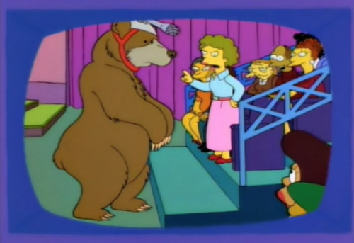 """junioradelberg:  """"Ben""""is my single favorite moment in the Simpsons and probably my favorite moment of television/media of all time"""