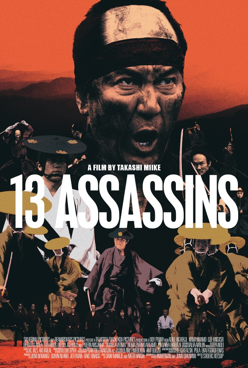 13 Assassins by @kevin-a-carter