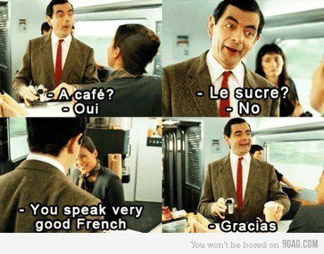 awaytoloseit:  whenever talal tells me my french has improved a lot…  This movie is perfect.