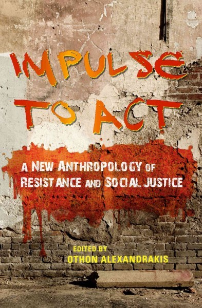Book cover:  What drives people to take to the streets in protest? What is...