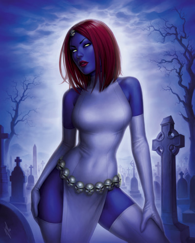 War of Heroes - Mystique by ~WarrenLouw