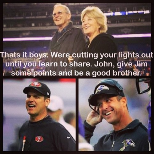 woodieness:  Hahahaha this is the best one by far ! #ravens #ravensnation #funny #superbowl