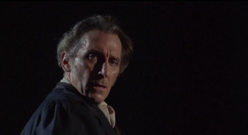 madameerica:  Peter Cushing as Baron Frankenstein~ The Evil of Frankenstein (1964)