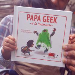 Mon fils l'a déjà validé et on espère que vous le ferez aussi le 20 mai !  Our book has just been approved by my son, we hope you will too !