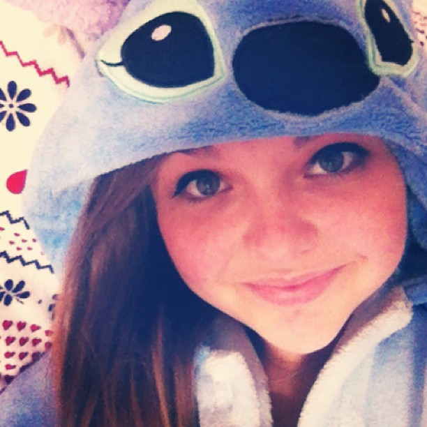 #chillin #stitch #onesie