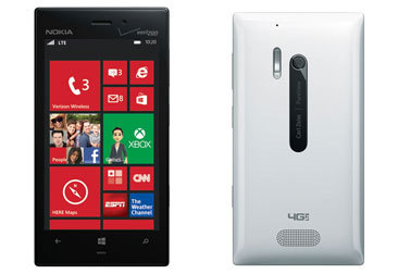 Nokia Lumia 928 Available Today!   Having the right camera in your pocket makes the difference between capturing the perfect shot at the right time and a blurry or dark pic destined to be deleted. The exclusive Nokia Lumia 928 with Windows Phone 8 features PureView technology and Optical Image Stabilization (OIS), which create blur-free pictures and videos, even in low-light conditions.Built-in apps on the Lumia 928 like Smart Shoot, Cinemagraph and Panorama let users take advantage of 4G LTE speeds to share pictures or videos quickly. Smart Shoot lets users shoot five consecutive pictures and pick the best faces from each frame. The Global Ready™ Nokia Lumia 928 with wireless charging capabilities is now available online and in stores for $99.99 after $50 mail-in-rebate with a new two year customer agreement.