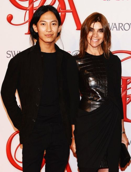 Rumormongering: Will Carine Roitfeld follow Alexander Wang to Balenciaga?