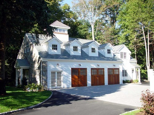 "georgianadesign:  Ferris Hill ""detached,"" NY. Country Club Homes."