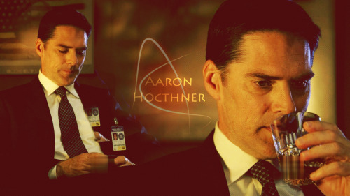 yetanothercriminalmindsfanatic:  Agent SSA HOTCHNER by ~Anthony258