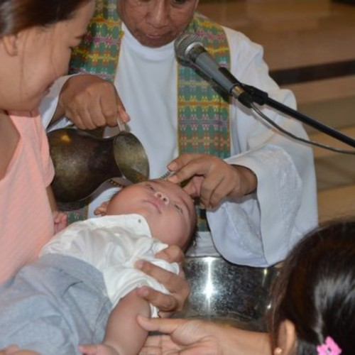 Riho's Baptismal…
