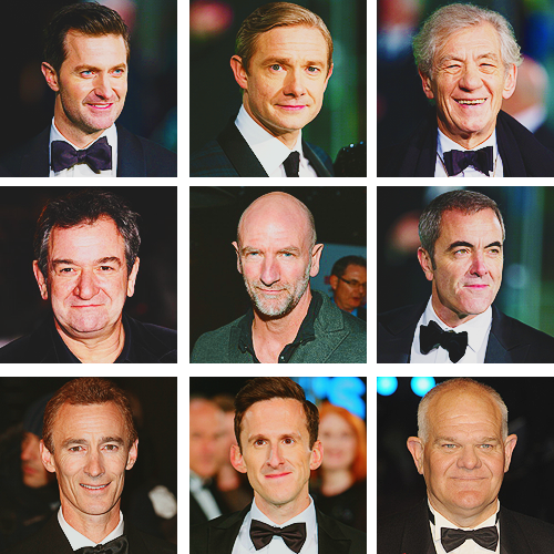 the-only-real-thing:  The perfect cast of The Hobbit: An Unexpected Journey