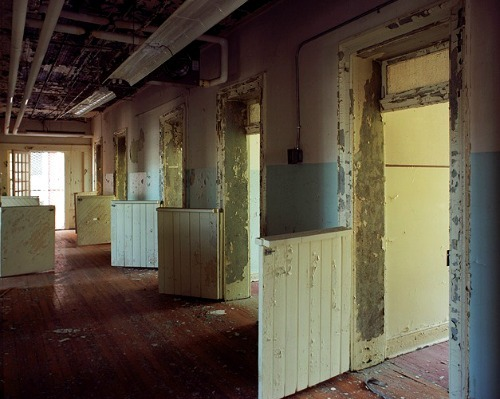 Asylum from Empty Spaces Series by ///Brian HenryAlso