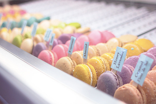 cinnahearts:   Colorful Confectioneries (by Alex Tran | atranphoto.com)
