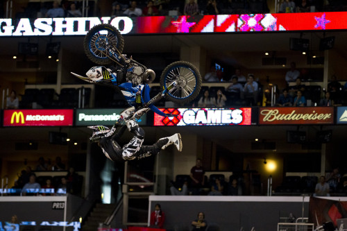 Defending X Games Moto X Freestyle champ Taka Higashino continues to work hard on his craft: http://xgam.es/12JMgNB